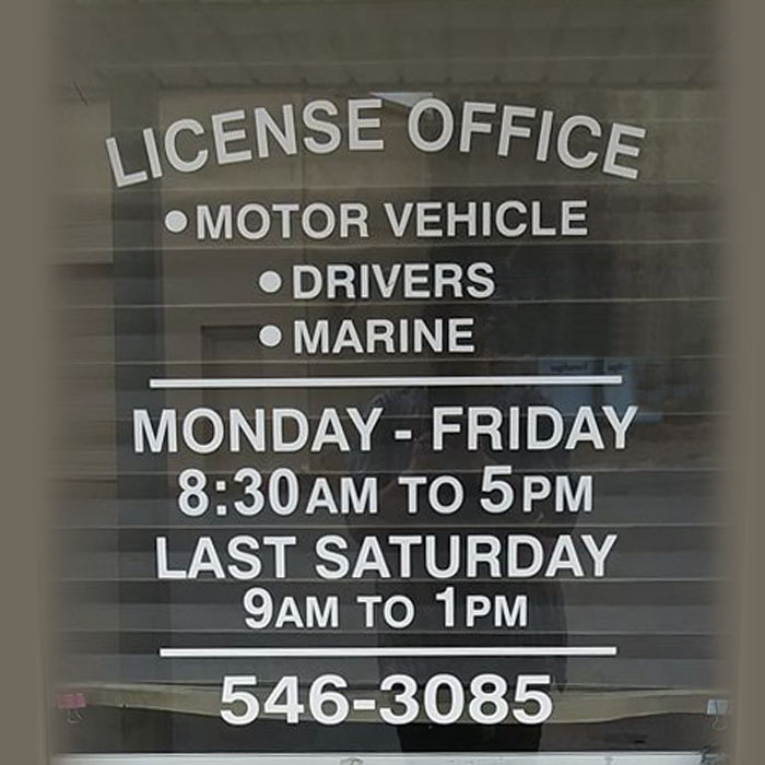 License office