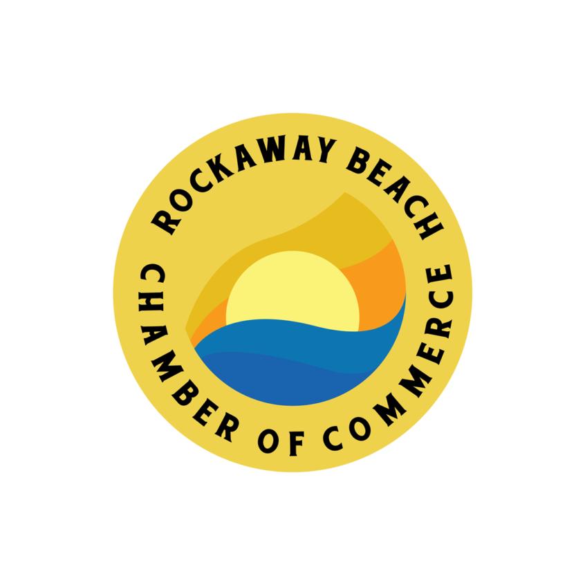 Rockaway Beach, MO Chamber of Commerce logo